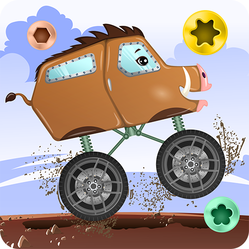 Monster Trucks car game for Kids 3.0.1 APK MOD Free Download