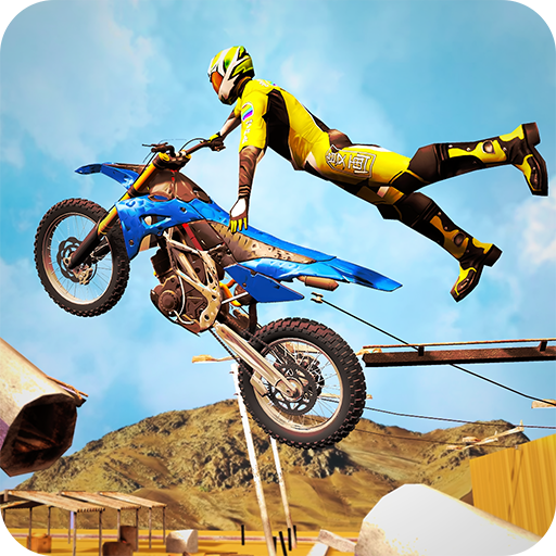 Motorcycle Stunt – bmx bike games free online 1.10 Modding APK Download