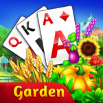 Solitaire Garden – TriPeaks Story 1.2.1 APK MODDED Free Download