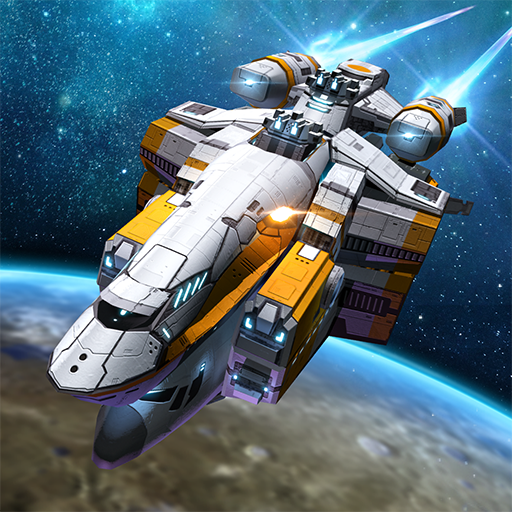 Starship battle 2.1.5 APK MOD Free Download
