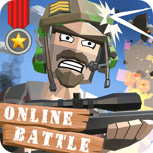 Strike War Polygon – Shooting Game 1.1 APK MOD Download