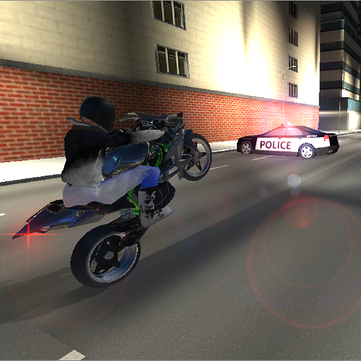 Wheelie King 3 – Police getaways manual gears 1.0 APK MODDED Download