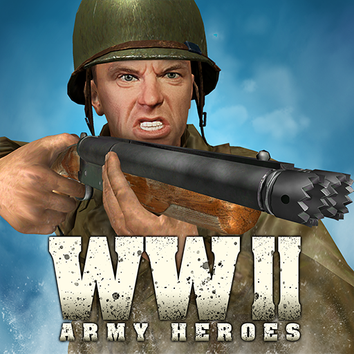 World War 2 Frontline Heroes WW2 Commando Shooter 1.2.2 Modding APK Download