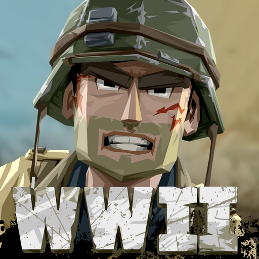 World War Polygon WW2 shooter 1.90 APK MOD Free Download