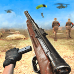 World War Survival FPS Shooting Game 3.0.4 Modding APK Download