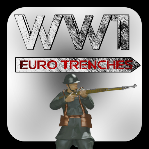 World War WW1 Euro Trench Gun Shooter Wars 1.0.0.3 MOD APK Download