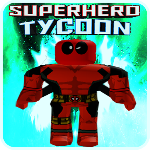 superhero tycoon adventures robloc obby 1.05 Modding APK Download