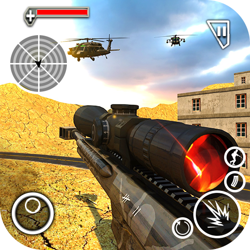 Army Games Military Shooting Games 3.0 APK MODDED Free Download