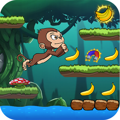 Banana Funky Run – Jungle Monkey 1.0.2 APK MOD Download