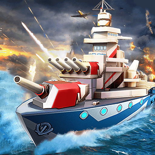 Battleship ClashNaval battle of Warships Empire 2.1.7 APK MOD Free Download