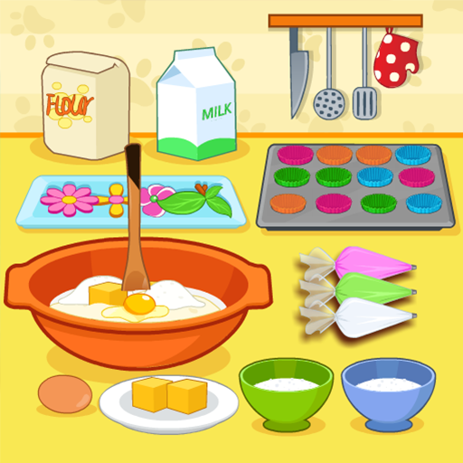 Cook Flower Garden Cupcakes 1.0.645 APK MOD Free Download