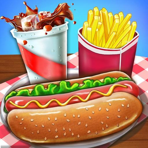 Crazy Cooking Restaurant Craze Chef Cooking Games 2.1.5 APK MOD Download