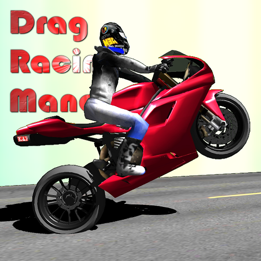 Drag Racing Manager – Real Motorcycle Race 1.0 APK MODDED Free Download