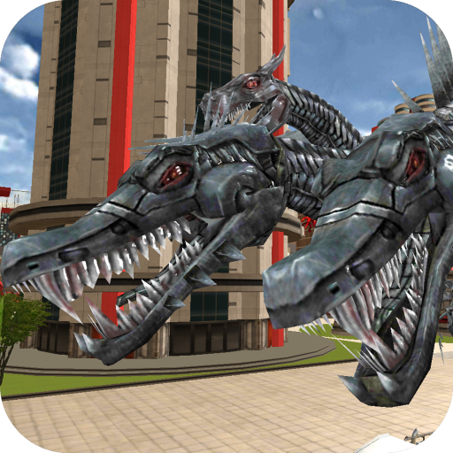 Dragon Robot 2 2.1 APK MOD Download