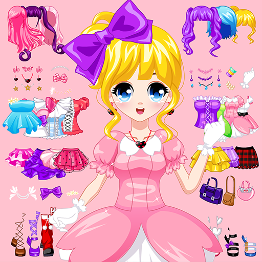 Dress Up Manga Wardrobe 4.1 MOD APK Free Download