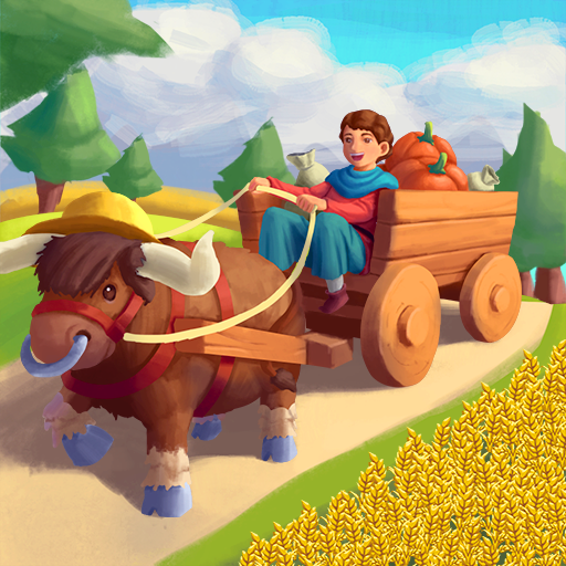 Giant Kingdom Farm Town 1.0.36 Modding APK Free Download