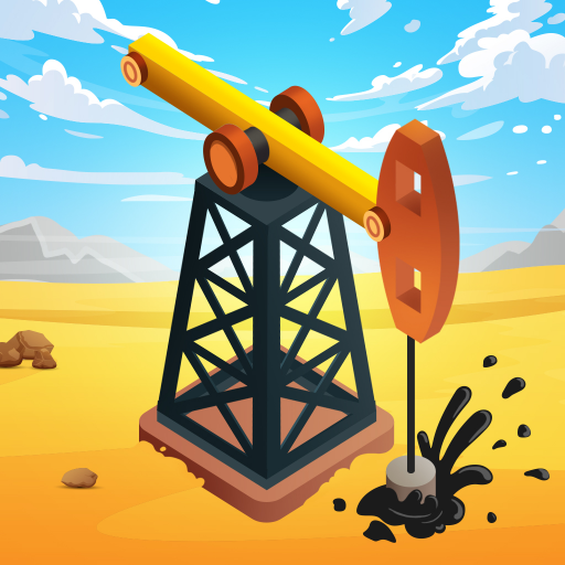 Idle Oil Tycoon Gas Factory Simulator 3.5.1 APK MOD Free Download
