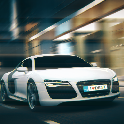 R8 Sport Car Drift 1.0 APK MODDED Download