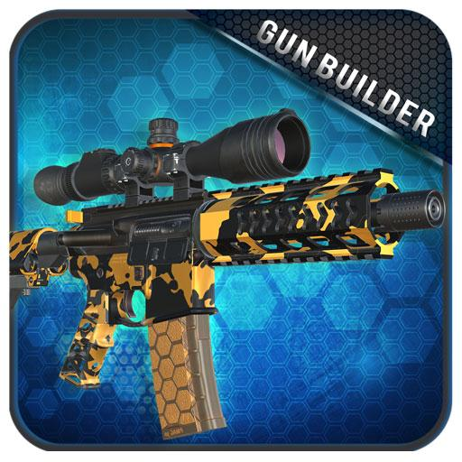 Gun Builder Simulator 2D 1.3 APK MODDED Free Download