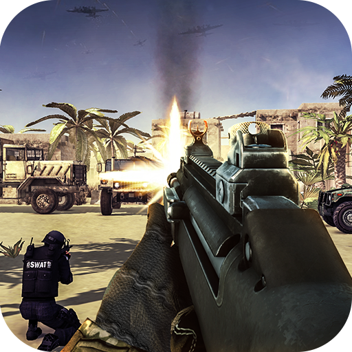 Modern FPS Combat Mission – Counter Terrorist Game MOD APK Download