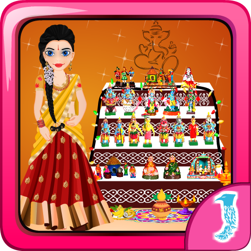 Navarathri Dussehra Dress Up Modding APK Free Download