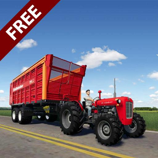 Offroad Cargo Tractor Trolley Simulator 1.1.9 APK MOD Download