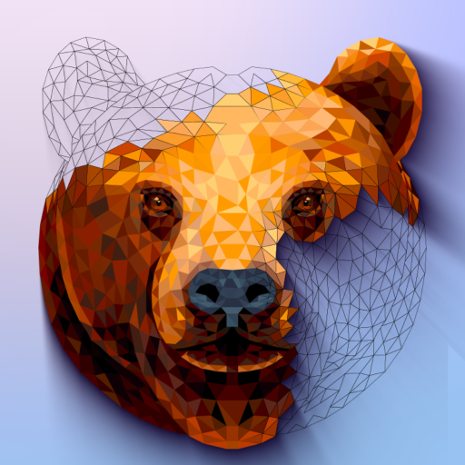 POLYGON Color by Number 1.5 APK MOD Download