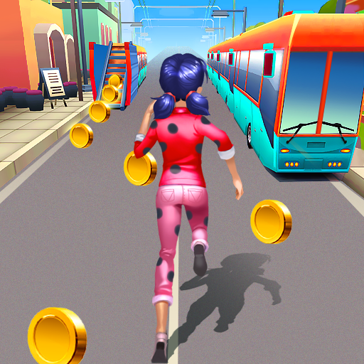 Railway Train lady Surfs APK MODDED Download