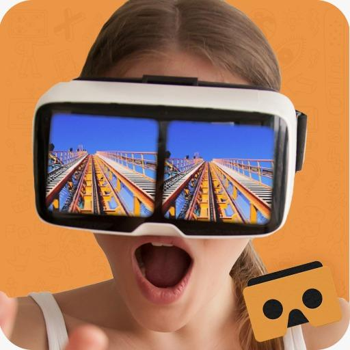 Roller Coaster 360 VR 1 APK MODDED Download