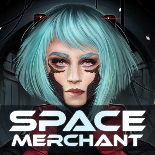 Space Merchant Offline Sci-fi Idle RPG 0.081 APK MODDED Free Download