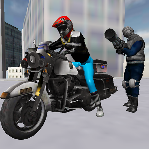 Zombie City Police MotorCycle APK MOD Download
