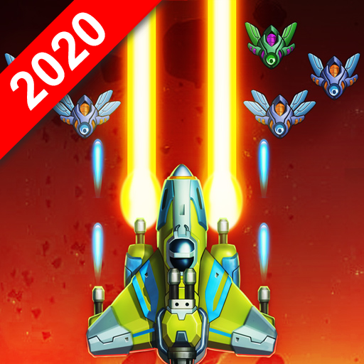 Galaxy Invaders Alien Shooter 1.3.10 APK MODDED Free Download