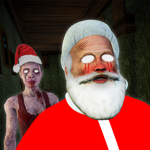Grandpa House Chapter 2-Scary Santa Horror Game 2 Modding APK Free Download