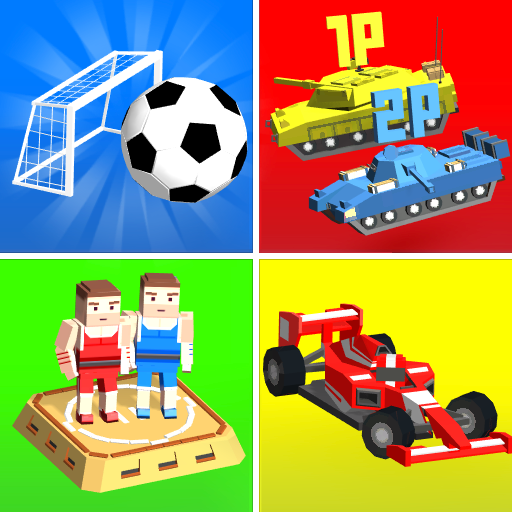 Cubic 2 3 4 Player Games 2.0 APK MODDED Free Download