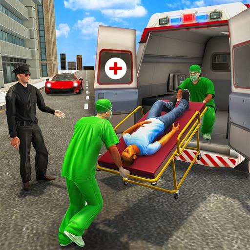 City Ambulance Emergency Rescue 1.4 APK MODDED Download