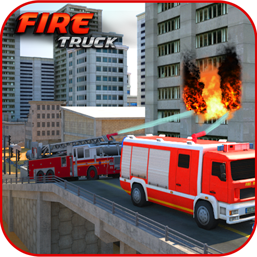Fire Truck Emergency Rescue Modding APK Download