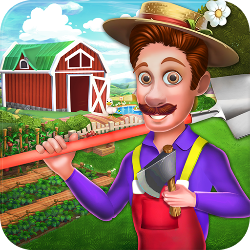 Old Mans Big Green Farm APK MOD Free Download